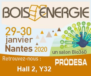 Invitation salon Bois Energie